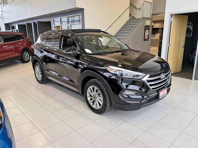 2018 Hyundai Tucson 2.0L SE AWD - Leather/Sunroof #H0964