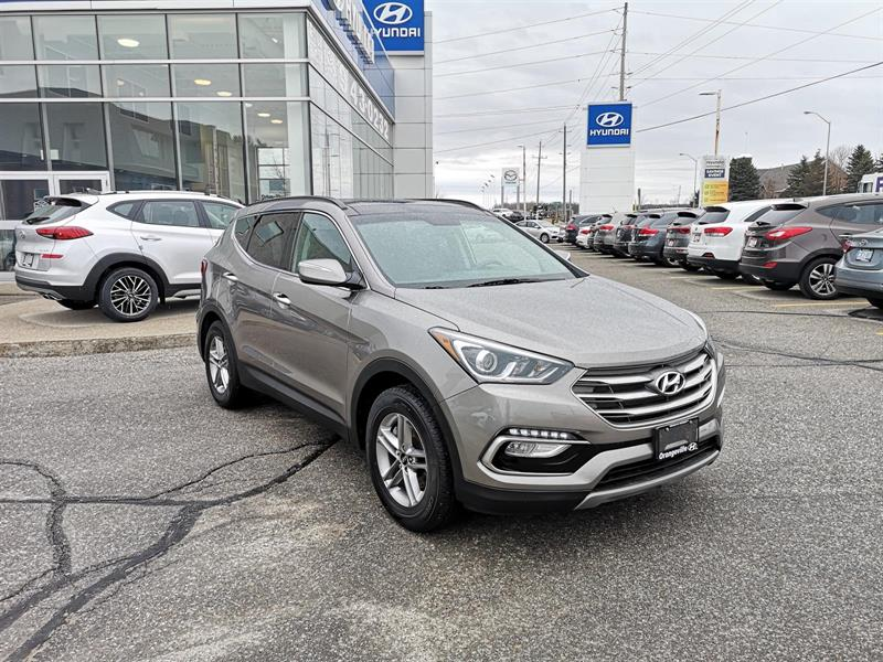 2018 Hyundai Santa Fe 2.0T Limited AWD - NAV/Leather #H0967
