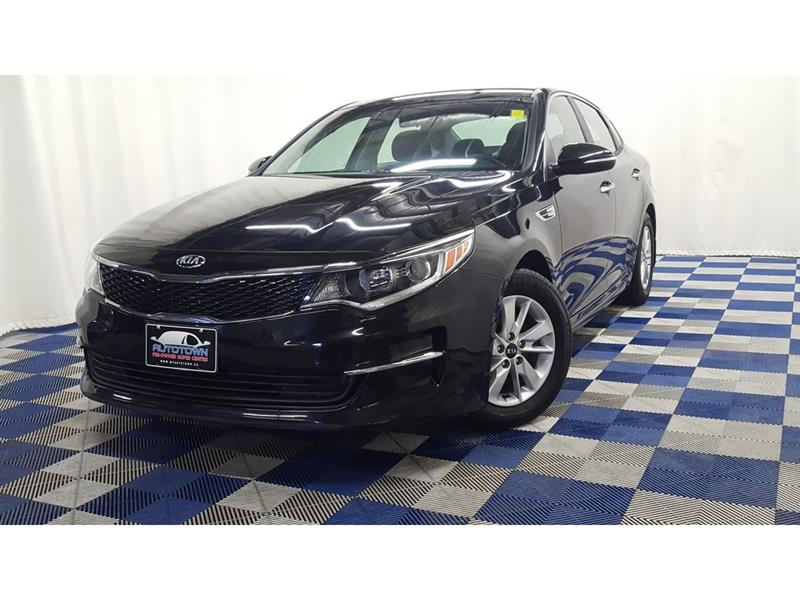 2018 Kia Optima LX/ALLOYS/HTD SEATS/BLUETOOTH/ #18KO50490