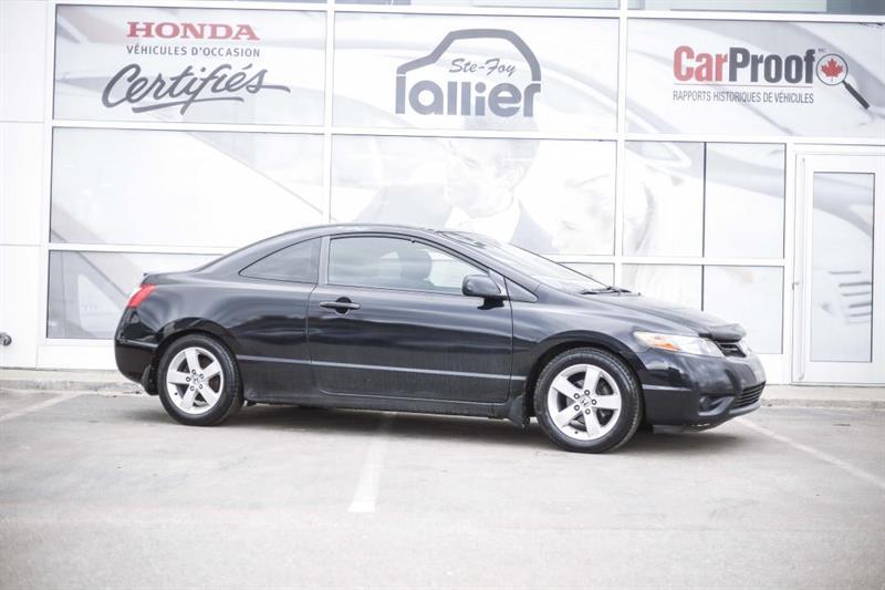 Honda Civic 2007 EX  ***MACANIQUE A1*** #190372A