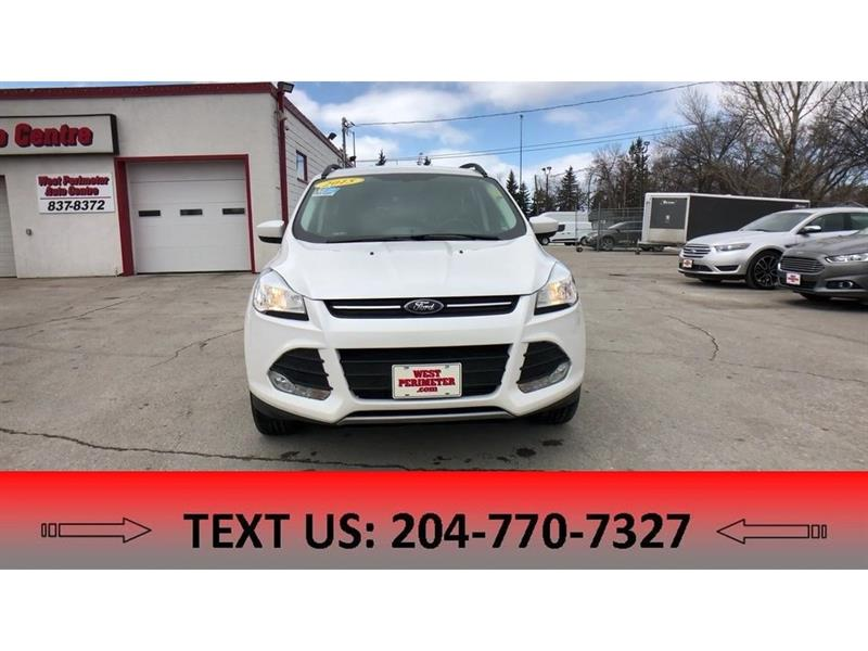 2015 Ford Escape SE B-upCAM, HTD Leather, AWD, PWREQUIP #5438
