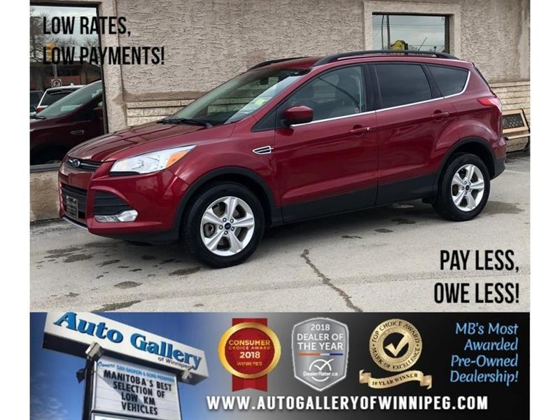 2016 Ford Escape SE *AWD/Htd Seats/Bluetooth/Backup Cam #23808