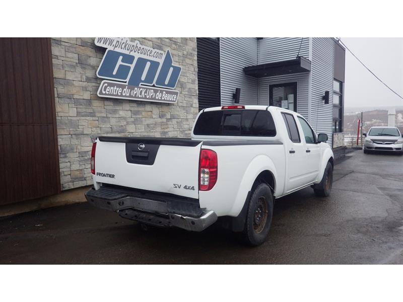 Nissan Frontier 2018 2018 Nissan Frontier - Crew Cab SV Long Bed 4x4 Au #19-9329-18