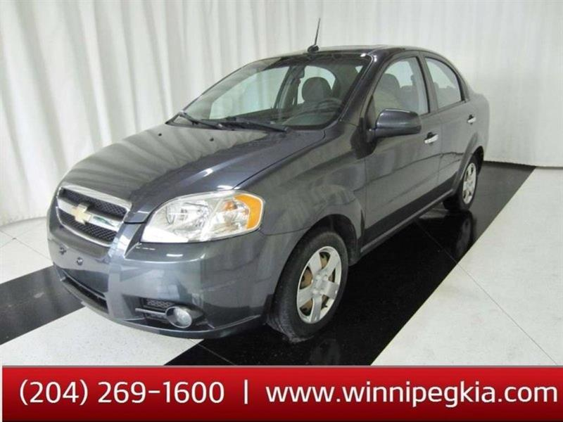 2011 Chevrolet Aveo LT *Accident Free, Local Trade!* #19SR168A