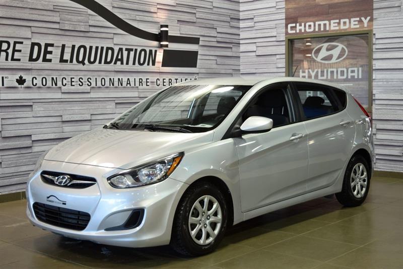 2013 Hyundai Accent Gl #190530a