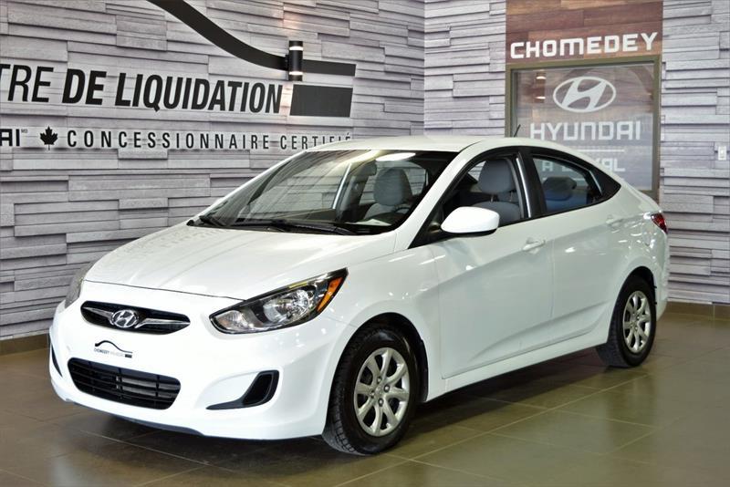 2012 Hyundai Accent GL #190378A