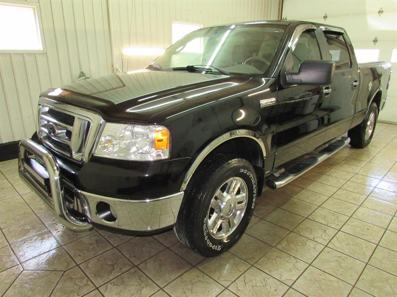 Ford F-150 2007 4WD SuperCrew #07-1639