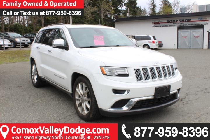 2014 Jeep Grand Cherokee Summit #C634585A
