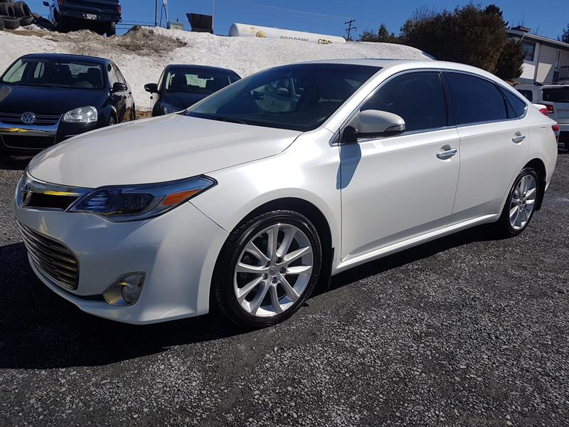 Toyota Avalon 2013 4dr Sdn Limited