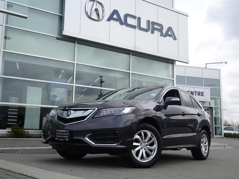 2016 Acura RDX Base|Local Car|One Owner|Warranty til 2020 #P6187