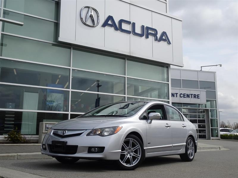 2011 Acura CSX i-Tech|Local Car|One Owner|Warranty 6months/6000km #957268B