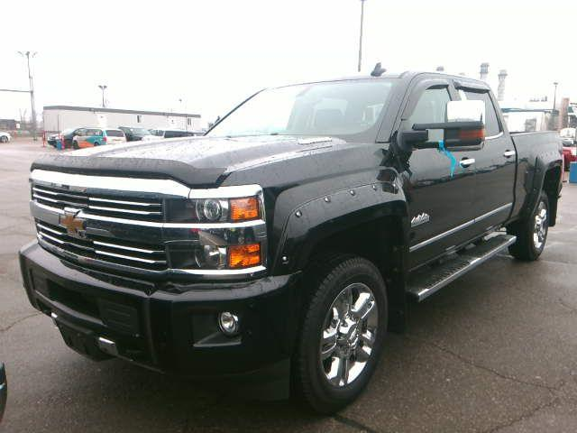 Chevrolet Silverado 2500HD 2016 HIGH COUNTRY DIESEL 4WD #93461