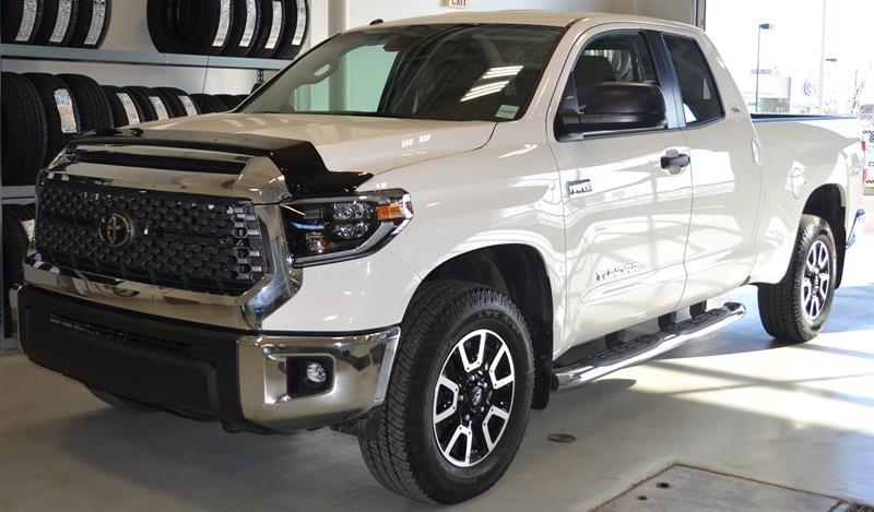 2019 Toyota Tundra 4x4 Double Cab SR5 Plus 5.7L #UY0743