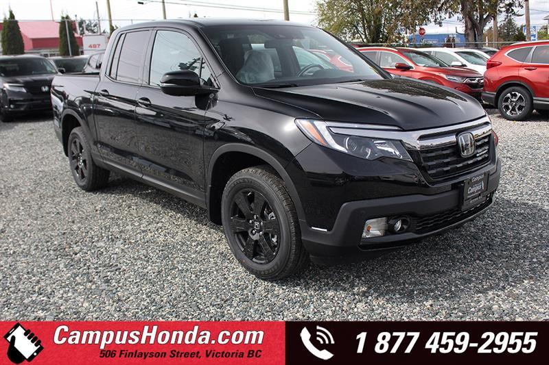 2019 Honda Ridgeline Black Edition #19-0541