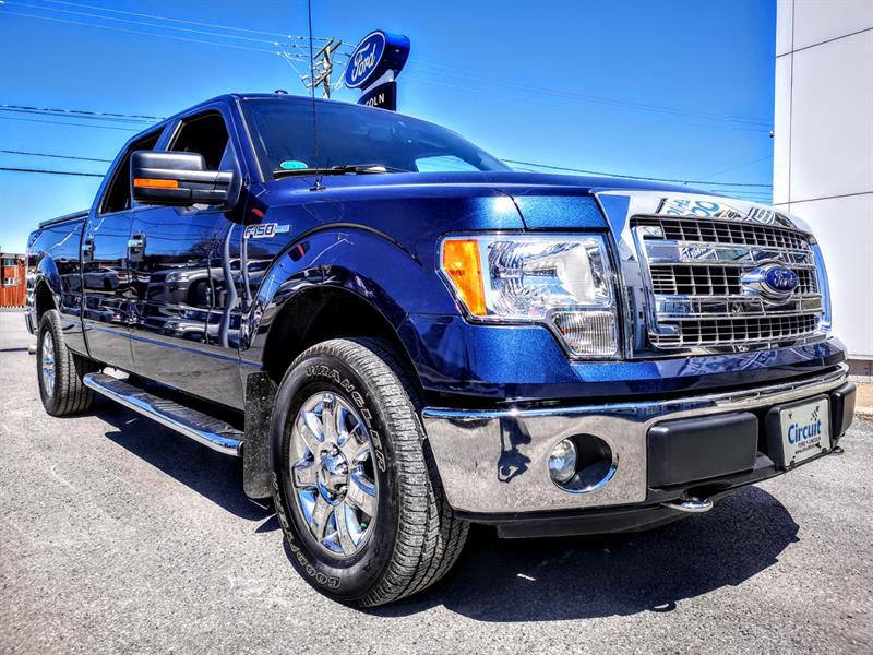 Ford F-150 2013 SuperCrew XLT ** XTR ** V8 4X4 #90333A