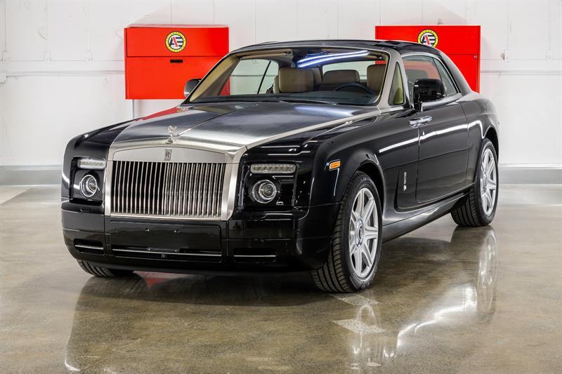 Rolls-Royce Phantom Coupe 2010 2dr Cpe