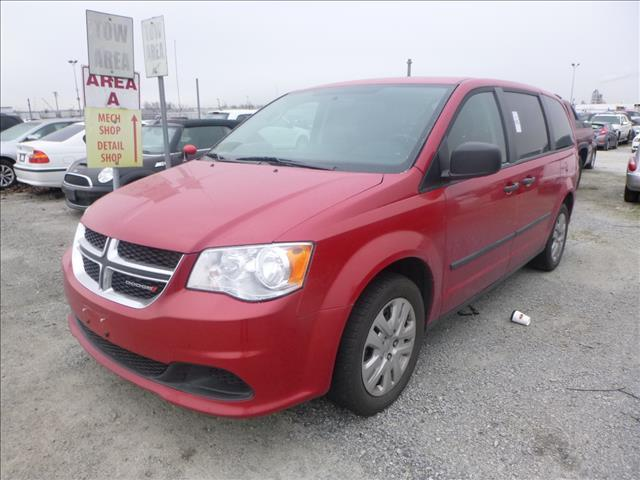 Dodge Grand Caravan 2015 4dr Wgn Canada Value Package #UD5190