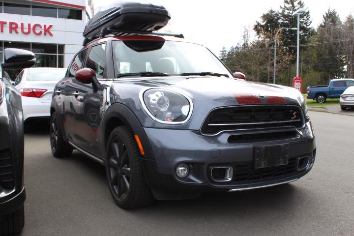 2016 Mini Cooper Countryman ALL4 4dr S #12399A