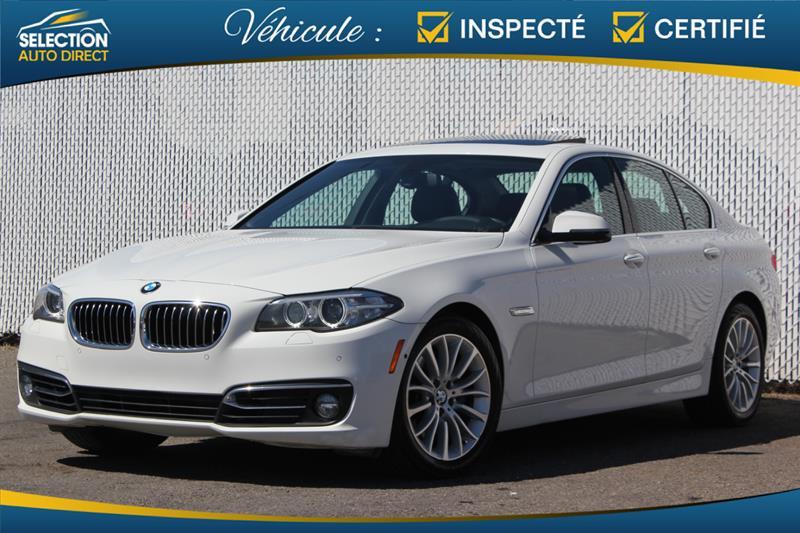 BMW 5 Series 2014 528i xDrive  #S616852