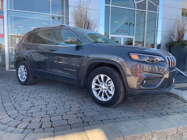 2019 Jeep Cherokee North ACTIVEDRIVE ll 4x4 #C19103