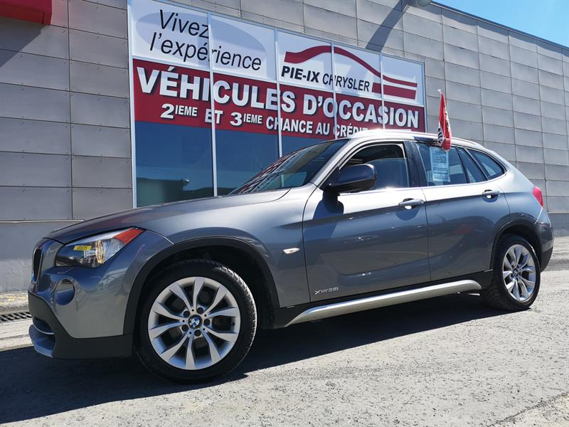 BMW X1 2012 AWD 4dr 28i+ TOIT+NAVIGATION+CUIR+MAGS #UD5225