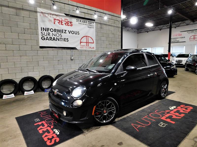 2014 Fiat 500 Abarth #2794