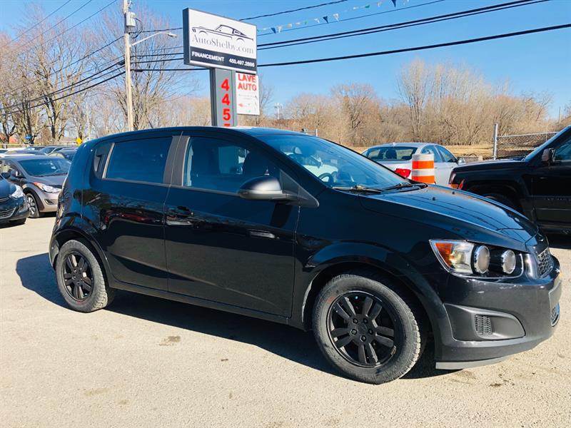 Chevrolet Sonic 2012 20$* par semaine/Financement #5538-2