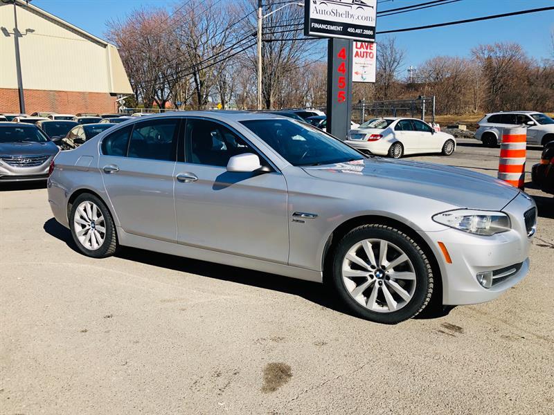 BMW 5 Series 2012 60$* par semaine/Financement #5535