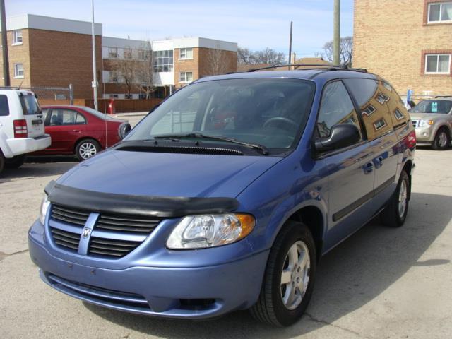 2007 Dodge Grand Caravan #1687