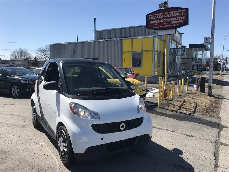 Smart fortwo 2013 2dr Cpe #620715