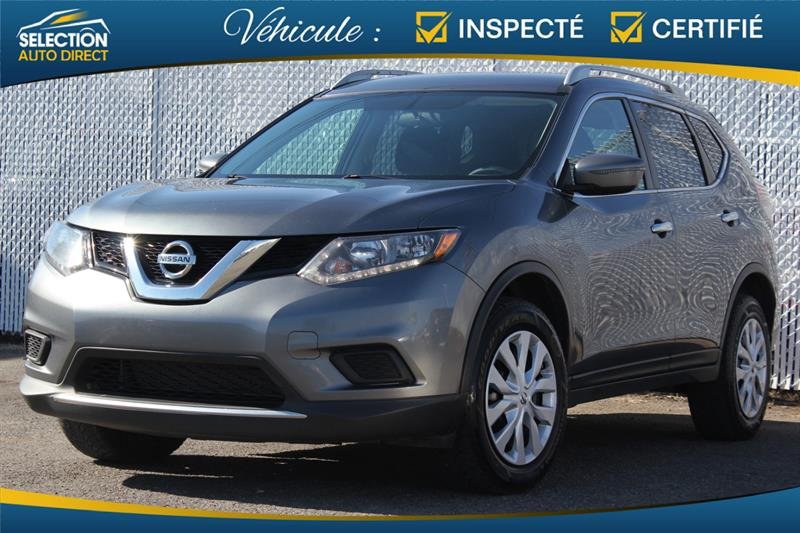 Nissan Rogue 2016 AWD 4dr #S734249