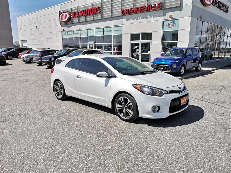 2016 Kia Forte Koup EX Automatic - Trade-in #H0950