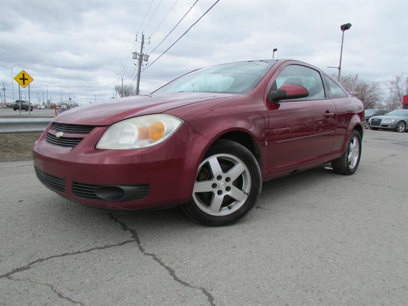 Chevrolet Cobalt 2007 MAN. A/C CRUISE MAGS!!! #4391