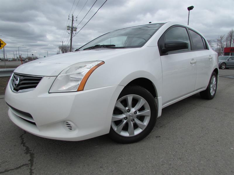 Nissan Sentra 2011 A/C GR ELECTRIQUE!! #4394