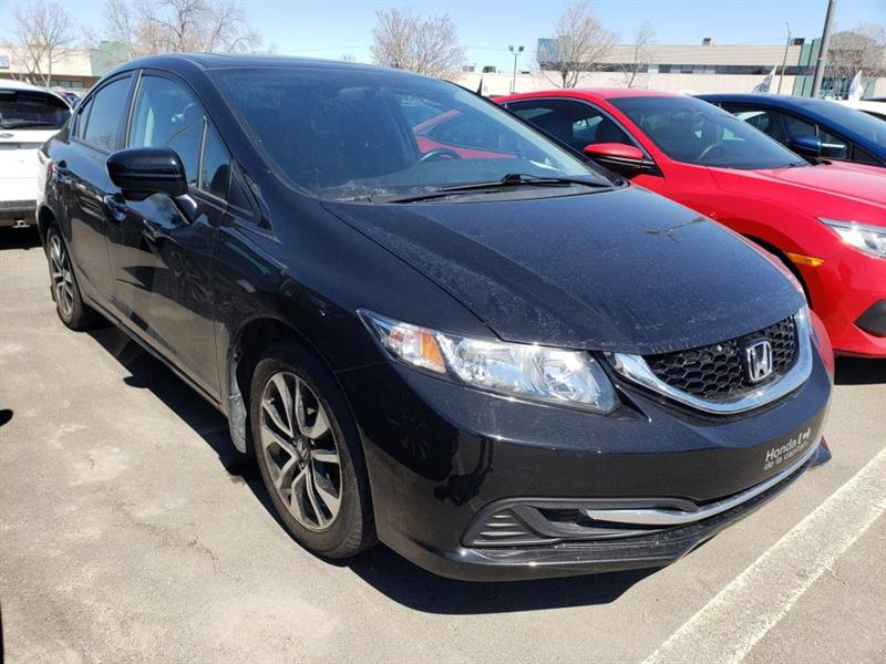 Honda Civic 2014 EX ***GARANTIE 10 ANS/200 000 KM*** #190395A