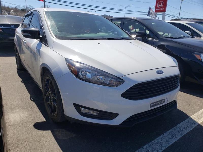 Ford FOCUS 2016 SE BLACK PACK ***JAMAIS ACCIDENTE*** #U19057A