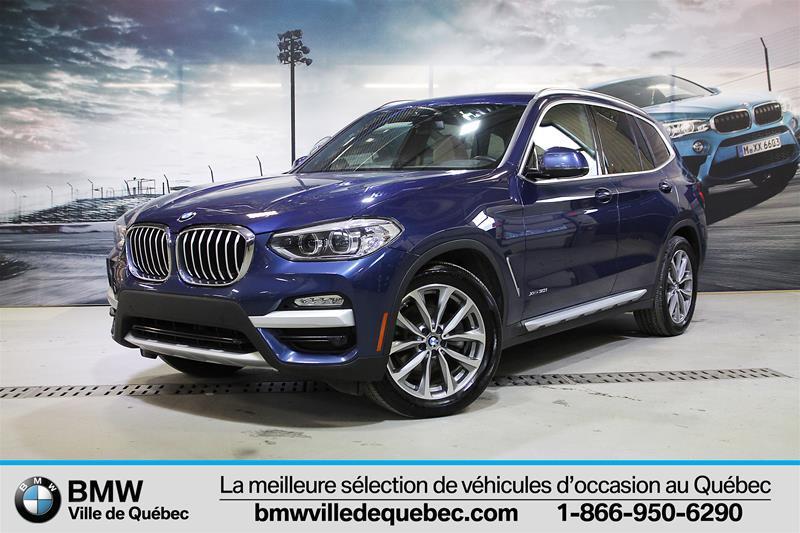 BMW X3 2018 xDrive30i #U5253