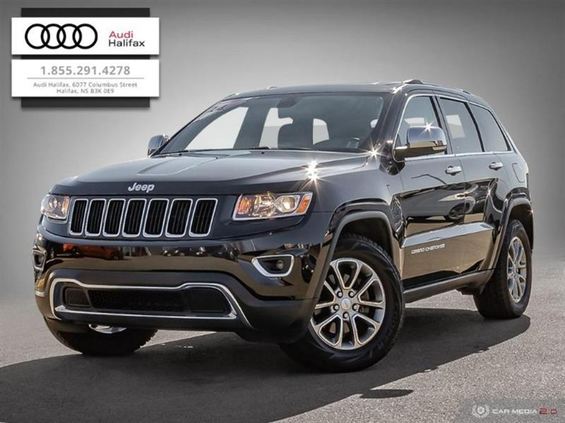 2014 Jeep Grand Cherokee Limited #PA0562T