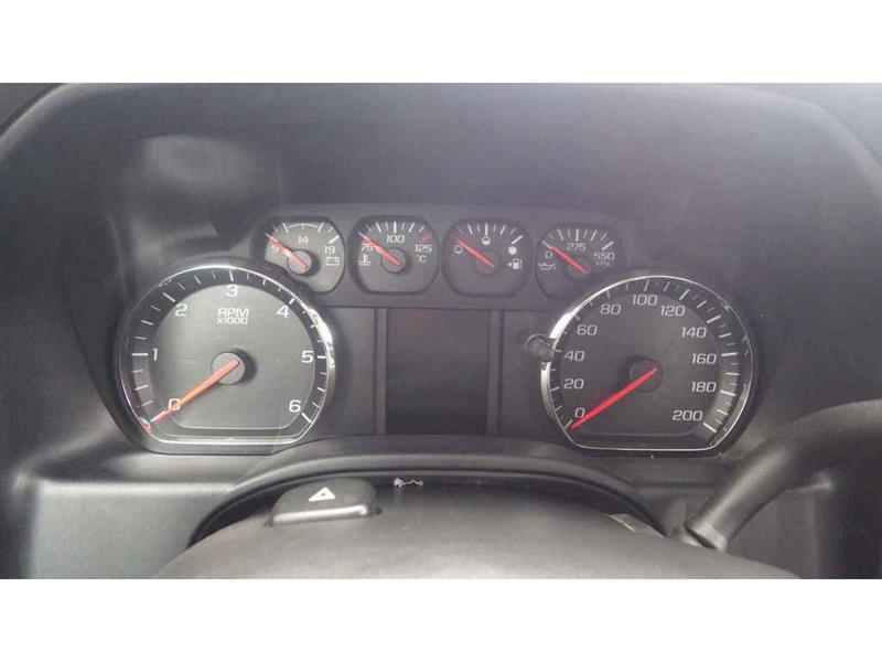 2017 Chevrolet Silverado 1500 2017 Chevrolet Silverado 1500 - 2WD Double Cab 143 #18-9211-17