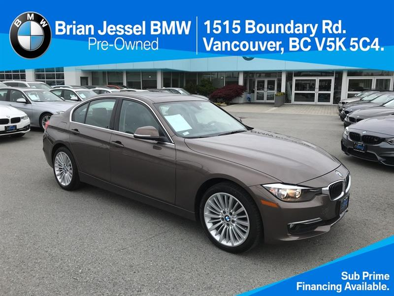 2015 BMW 320I xDrive Sedan (3C37) #BP7948