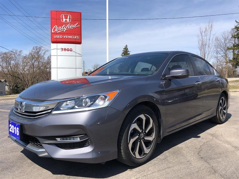 2016 Honda Accord Sedan EX-L #UC1449
