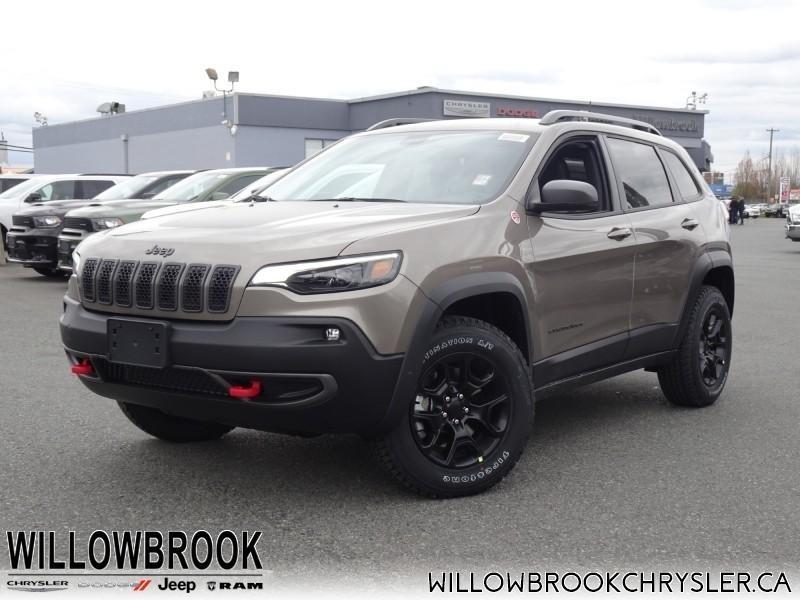 2019 Jeep Cherokee Trailhawk #19J167