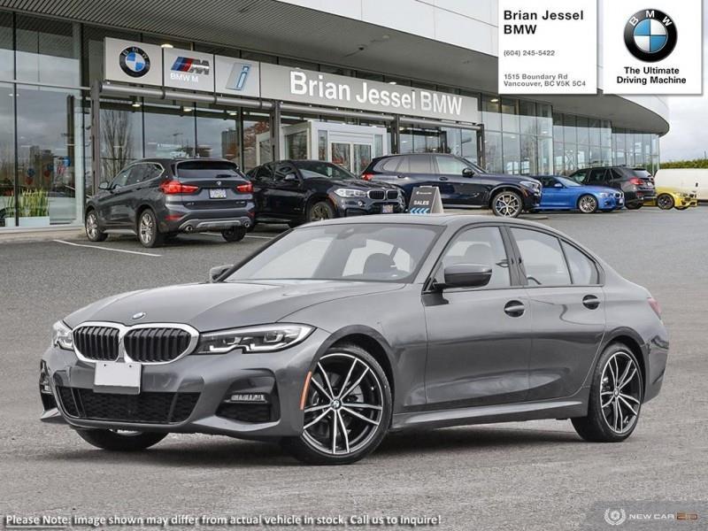 2019 BMW 3 Series 330i xDrive Sedan #2119RX93140243
