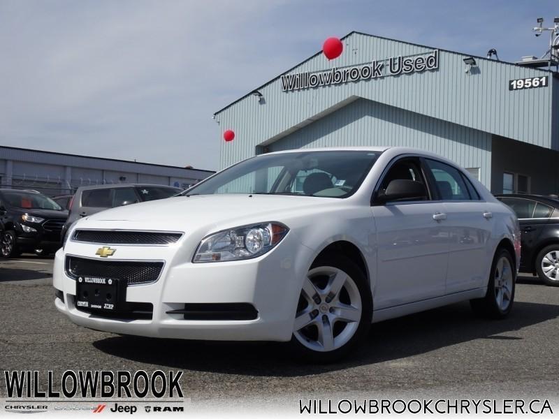 2012 Chevrolet Malibu LS #19UP28B