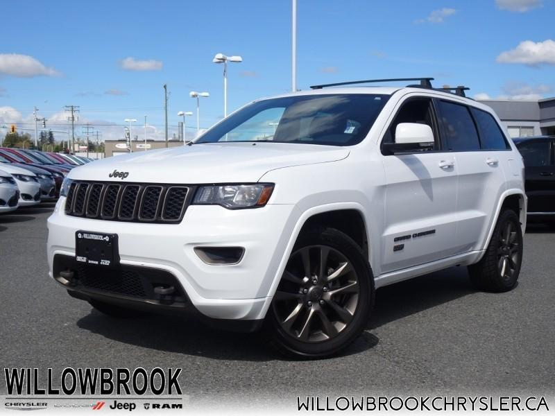 2017 Jeep Grand Cherokee #19UP134A