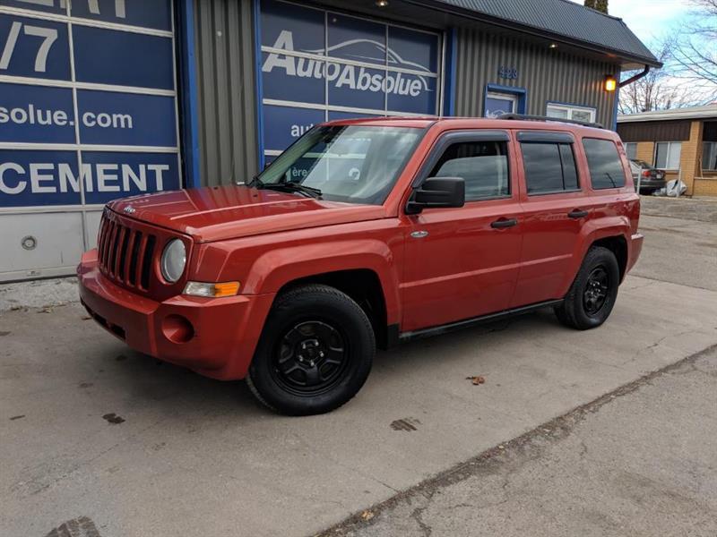 Jeep Patriot 2009 North #E0183