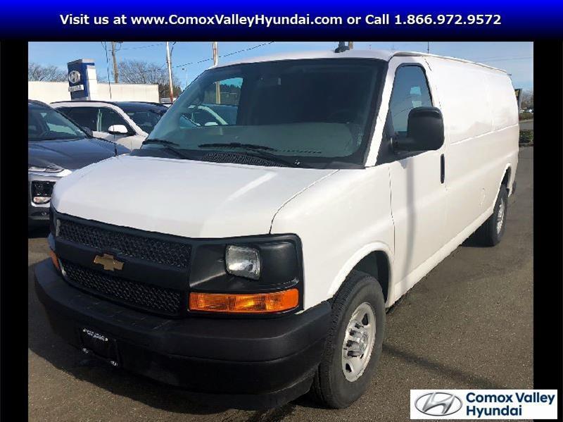 2017 Chevrolet Express Cargo 2500 155 Wheelbase #PH1078