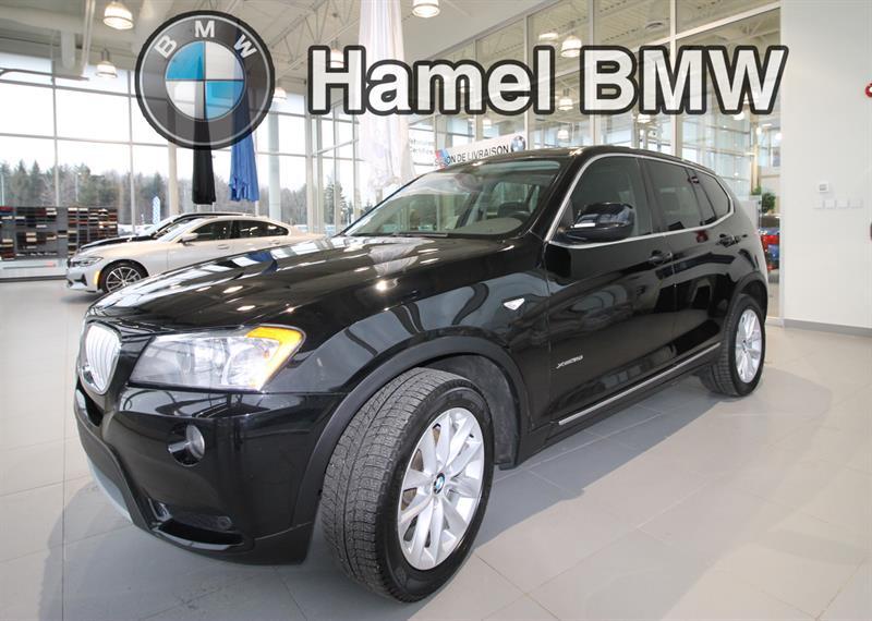 BMW X3 2013 AWD 4dr 35i #u19-007a