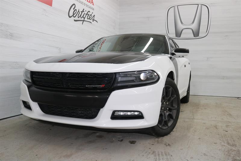 2016 Dodge Charger SXT AWD #181659B