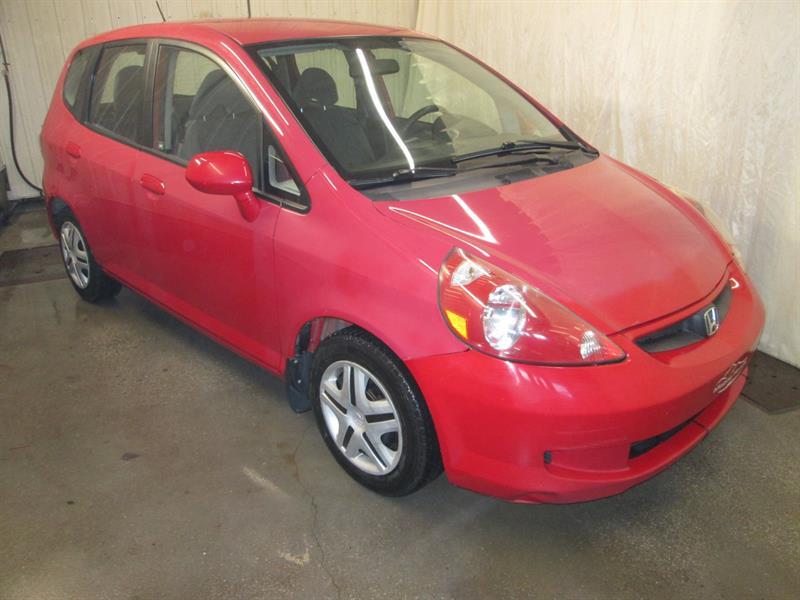 Honda Fit 2007 DX #9-0406